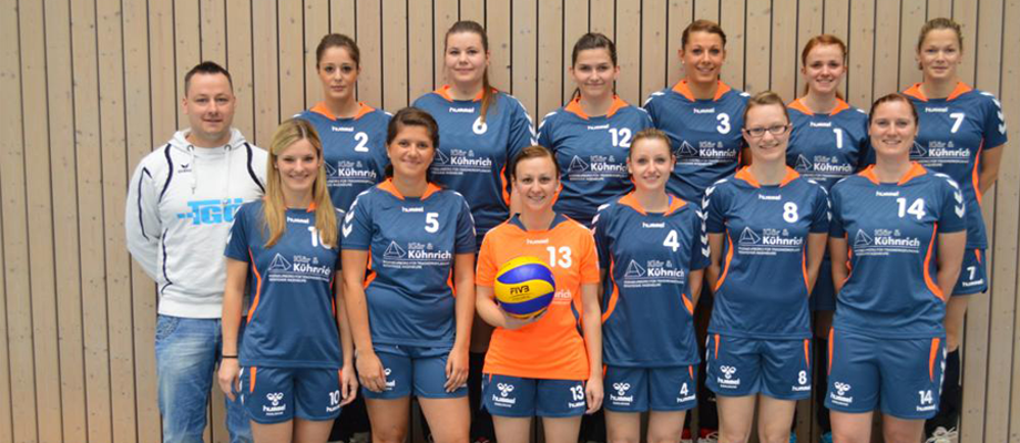 Volleyball Damen 1